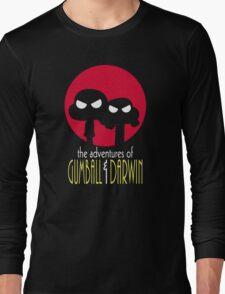 The Adventures of Gumball & Darwin Long Sleeve T-Shirt