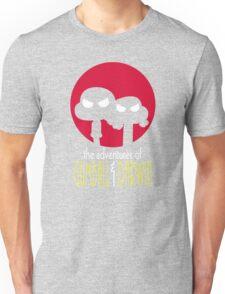 The Adventures of Gumball & Darwin Unisex T-Shirt