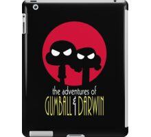 The Adventures of Gumball & Darwin iPad Case/Skin