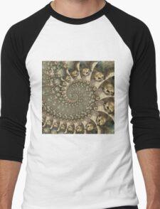 Unhappy Halloween Men's Baseball ¾ T-Shirt
