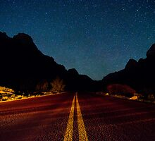Star Highway by thejourneysofar