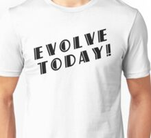 BioShock – Evolve Today! (Black) Unisex T-Shirt