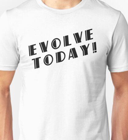 BioShock – Evolve Today! (Black) Unisex T-Shirt