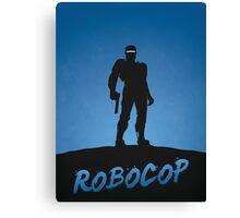 RoboCop Canvas Print