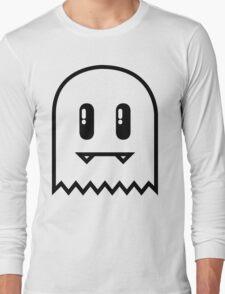 Retro Face Long Sleeve T-Shirt