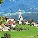 Mittelberg (Monte Di Mezzo) by Colin Metcalf