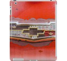 1950s Chevrolet emblem iPad Case/Skin
