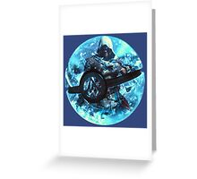 Assasins Creed | Pokeball Greeting Card