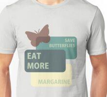 Save butterflies Unisex T-Shirt
