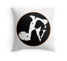 FV - Funk Volume Logo Throw Pillow