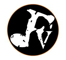 FV - Funk Volume Logo Photographic Print