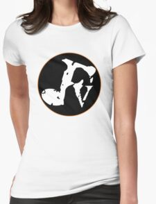 FV - Funk Volume Logo Womens Fitted T-Shirt