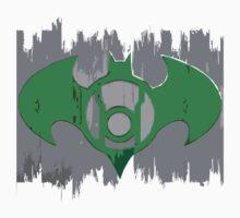 Batman Green Lantern Kids Tee