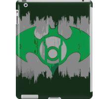 Batman Green Lantern iPad Case/Skin
