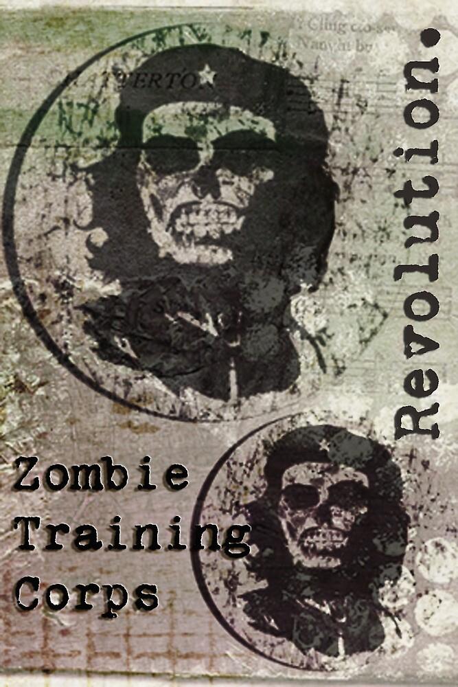 Zombie revolution... by Rosie Rowe