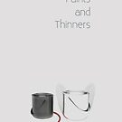 Paints & Thinners (iPhone) by Malc Foy