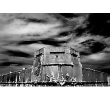 Military Building in Phoenix Park, Dublin Photographic Print
