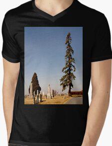 """""""A Distant Memory"""" Mens V-Neck T-Shirt"""
