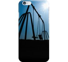 Abandoned Swing Set (iPhone Case) iPhone Case/Skin