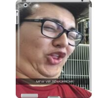 MFW VIP TOMORROW: The Third iPad Case/Skin