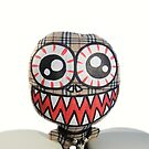 Chavy Voodoo doll by Ben Rees