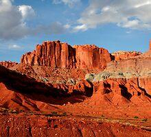 Utah Morning by Eileen McVey