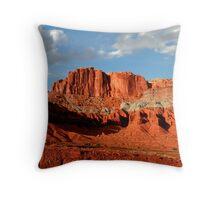 Utah Morning Throw Pillow