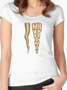 Mr. Pointy - Buffy Women's Fitted Scoop T-Shirt