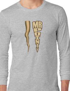 Mr. Pointy - Buffy Long Sleeve T-Shirt