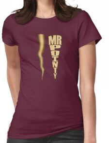 Mr. Pointy - Buffy Womens Fitted T-Shirt