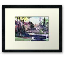 Jungle 1 Framed Print