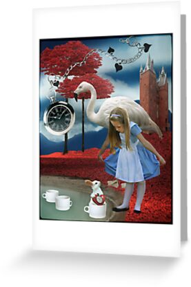 Alice Out of Time by Nikella