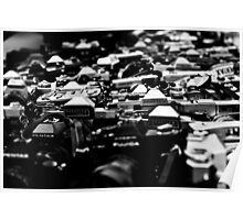 Camera love Poster