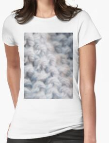 puff Womens Fitted T-Shirt