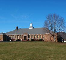 Shady Valley School by Annlynn Ward