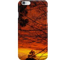 Sunset in Time 03 iPhone Case/Skin