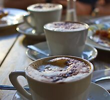 Coffee morning... by shellfish