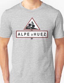 Alpe d'Huez Sign Mountain Cycling Tour de France T-Shirt