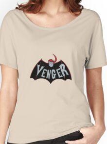 Venger Gray  Women's Relaxed Fit T-Shirt