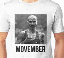 Movember Mo Farah Unisex T-Shirt