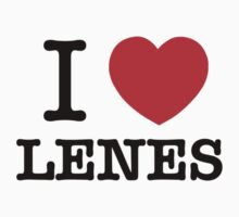 I Love LENES by steelv