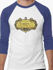 Sparrow & Nightingale  Men's Baseball ¾ T-Shirt