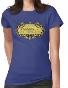 Sparrow & Nightingale  Womens Fitted T-Shirt
