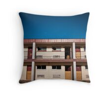 No Vacancy Throw Pillow
