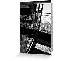 Angles V Greeting Card