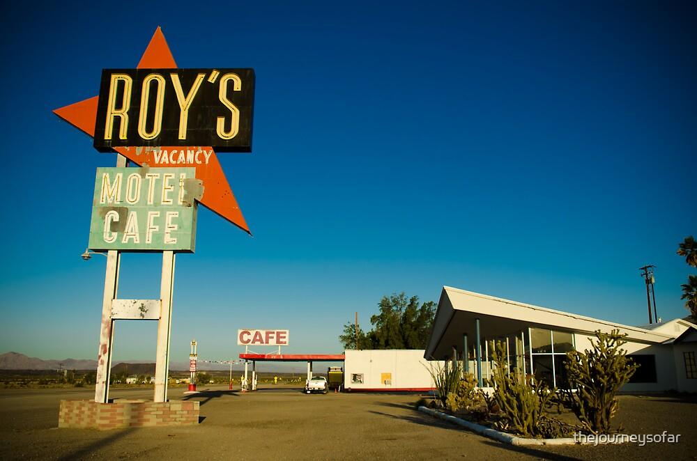 Roy's  by thejourneysofar