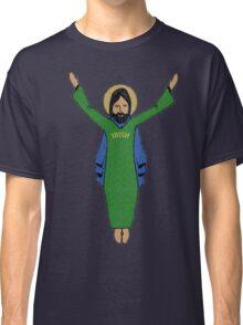 Touchdown Jesus Vintage Classic T-Shirt