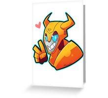 BB Greeting Card