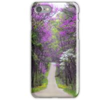 Redbuds in Bloom iPhone Case/Skin