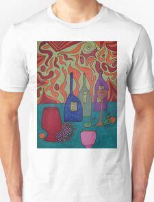 Still Life with Bottles T-Shirt